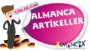 Leksioni gjermanisht Artikeller, tekstet gjermane