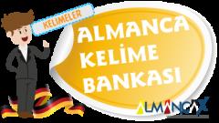 Almanca Kelimeler ve Türkçeleri (B harfi)