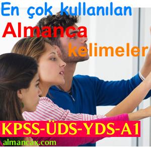 Duits Turks Kelimeler (J harfi)