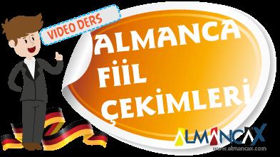 Almanca Fiil Çekimleri, A1 Sınavı Hazırlık Dersleri