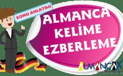 Almanca Kelime Ezberleme ve Hafıza Güçlendirme Yolları 3