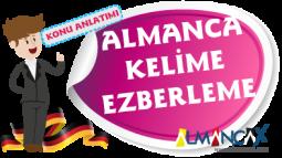 જર્મન વર્ડ મેમોરાઇઝેશન અને મેમરી 3 વેઝનેસ સ્ટ્રેન્થિનેટીંગ