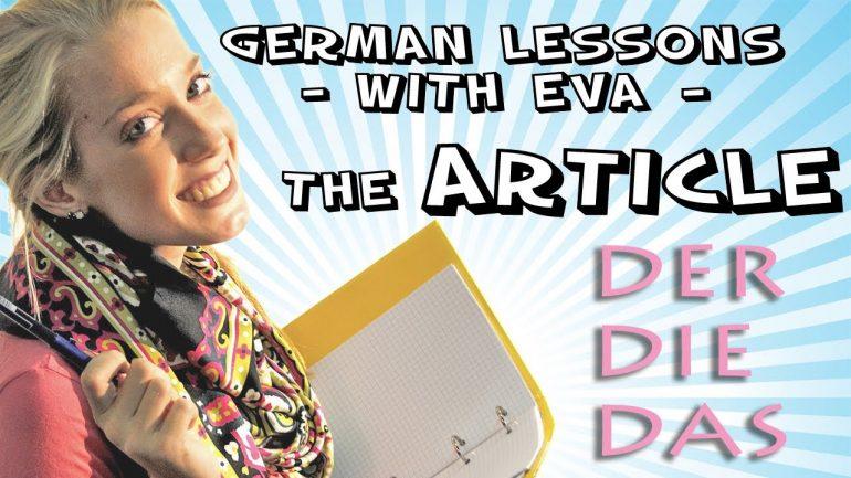 İngilizce Konu Anlatımlı Almanca Dersleri Learn German 8