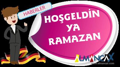 Hoşgeldin Ya Ramazan, Ramazan Ayınız Mübarek Olsun