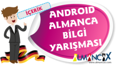 Android German Knowledge Competition