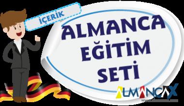 Almanca Eğitim Setinde Müthiş Kampanya