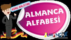 Almanca Alfabesi (Das Deutsche Alphabet)