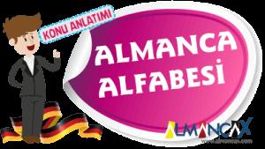 Almanca Alfabesi (Das Deutsche Alphabet), Almanca Harfler