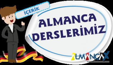 Almanca Dersleri