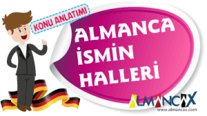 German ismin Halleri (Deklination Der Substantive)