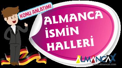 Almanca ismin Halleri (Deklination Der Substantive)