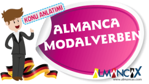 German Modalverben, German Kip Markers, Modalverbler