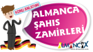 Aleman nga Pronouns