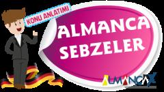 Almanca Sebzeler