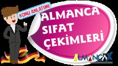 Almanca'da Sıfat Çekimleri (Adjektiv-Deklination)