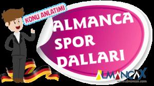 Almanca Sporlar ve Almanca Spor Dalları