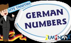 German Numbers, German Numbers 1-100