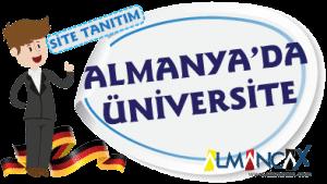 Almanya'da Üniversite